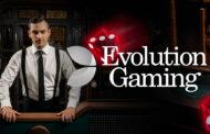 ライブカジノと言えばエボリューションゲーミング