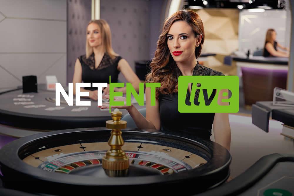 ネットエント社のライブカジノを解説